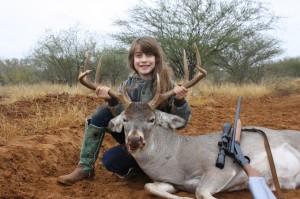 Ava Buck Shot
